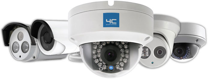 4c Security Systems North Wales